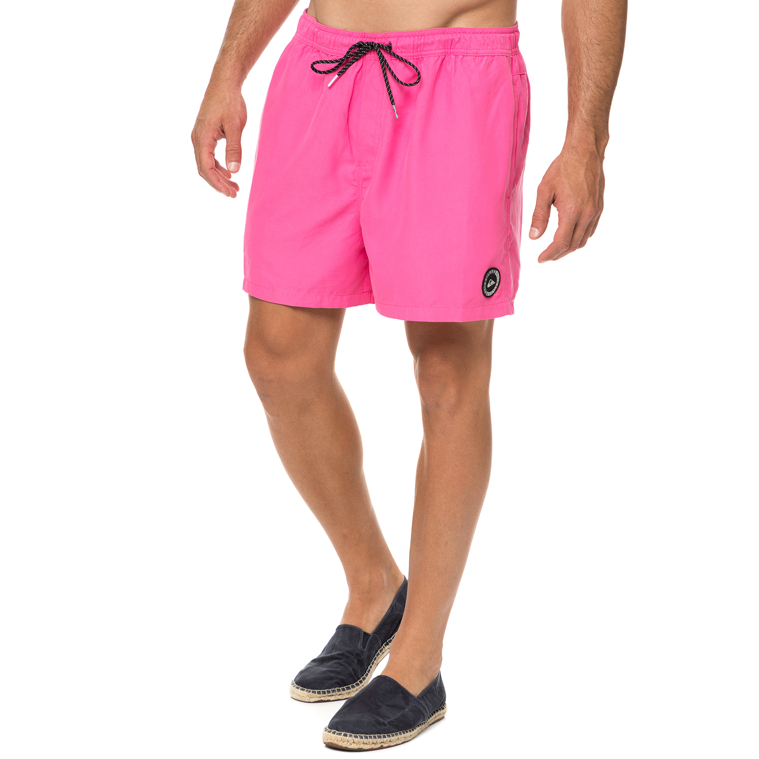 07c06959f8 QUIKSILVER - Ανδρικό μαγιό σορτς QUIKSILVER EVERYDAY VOLLEY 15   ροζ ...