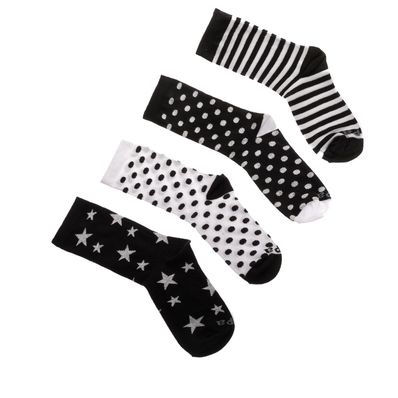 GSA – Σετ γυναικείες κάλτσες JEPA με μοτίβα