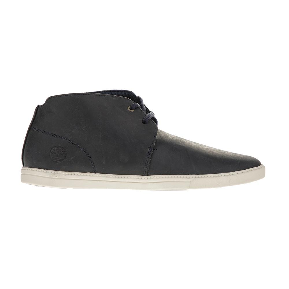TIMBERLAND - Ανδρικά μποτάκια TIMBERLAND FULK LP CHUKKA μαύρα ανδρικά παπούτσια μπότες μποτάκια μποτάκια
