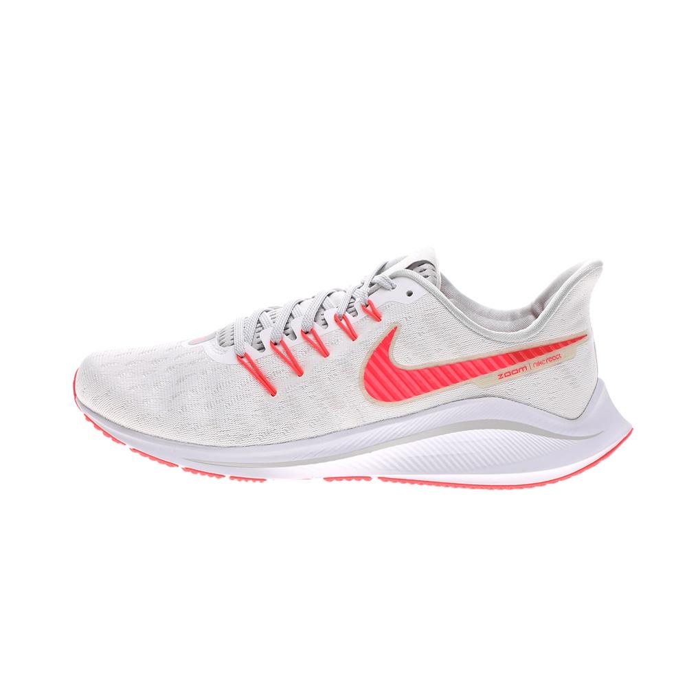 NIKE – Ανδρικά παπούτσια running NIKE AIR ZOOM VOMERO 14 λευκά κόκκινα