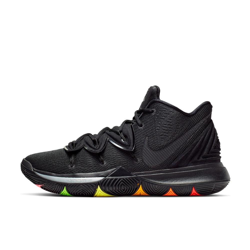 NIKE – Ανδρικά παπούτσια μπάσκετ Nike Kyrie 5 μαύρα