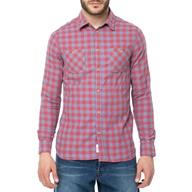 46b46ce67c06 Ανδρικό μακρυμάνικο πουκάμισο LEVI S JACKSON WORKER κόκκινο καρό ...