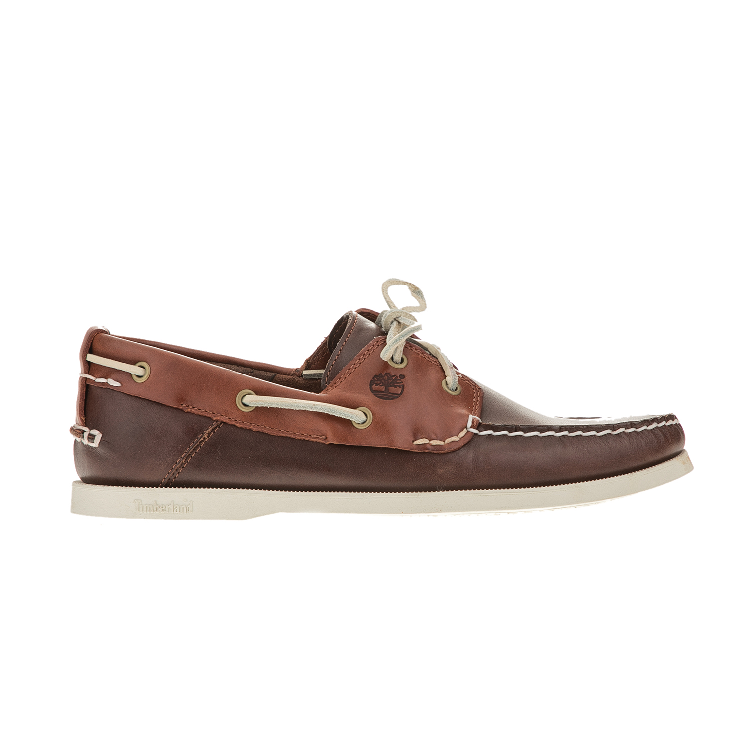 TIMBERLAND - Ανδρικά boat shoes TIMBERLAND καφέ ανδρικά παπούτσια boat shoes