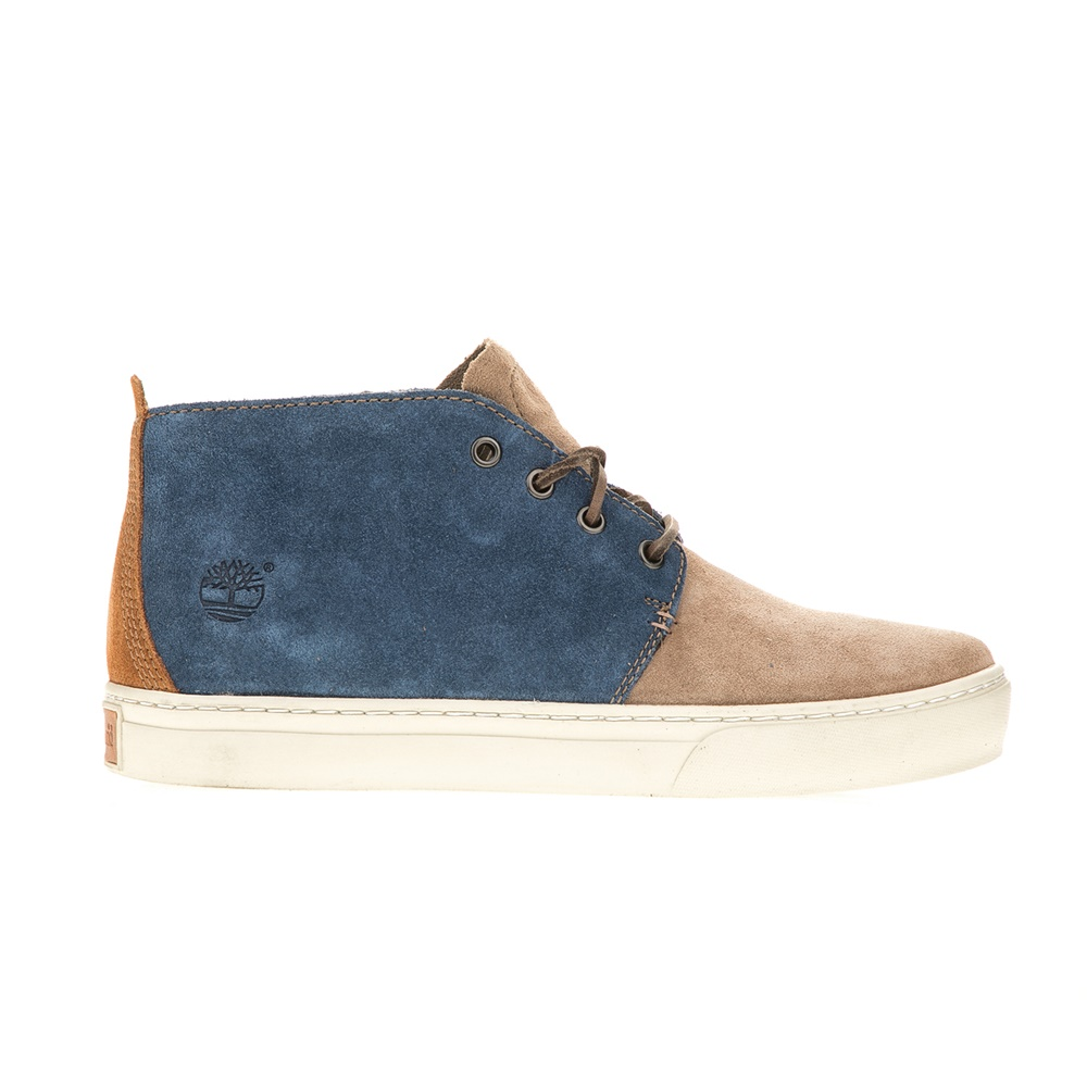 TIMBERLAND - Ανδρικά μποτάκια TIMBERLAND ADVENTURE 2.0 CUPSO μπλε-καφέ ανδρικά παπούτσια μπότες μποτάκια μποτάκια