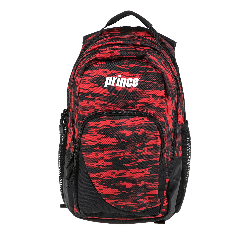 PRINCE - Unisex σακίδιο πλάτης για τένις Team Backpack PRINCE κόκκινο γυναικεία αξεσουάρ τσάντες σακίδια αθλητικές