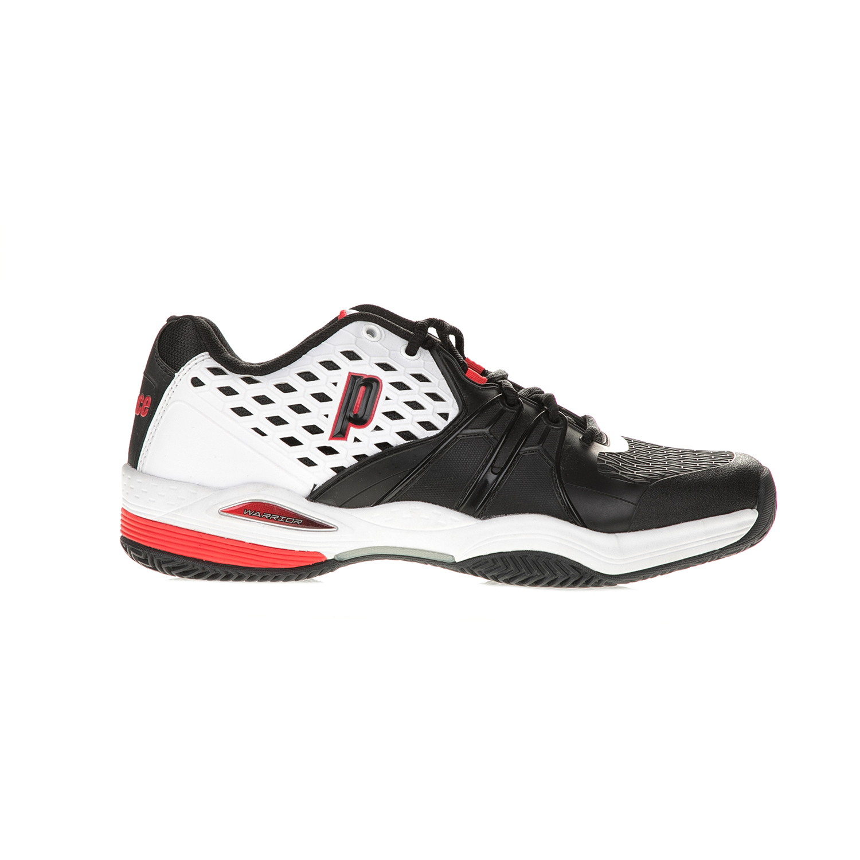 PRINCE – Ανδρικά παπούτσια τένις PRINCE WARRIOR CC μαύρα-λευκά