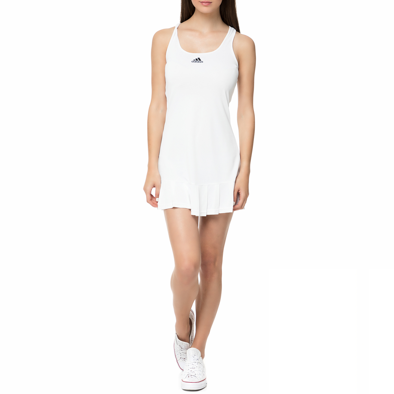 87e2aee480 adidas - Γυναικείο φόρεμα τέννις adidas UNCTL CLMCHDRES λευκό ...