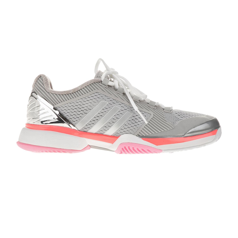 adidas Performance - Γυναικεία παπούτσια τένις aSMC barricade 2016 γκρι γυναικεία παπούτσια αθλητικά tennis