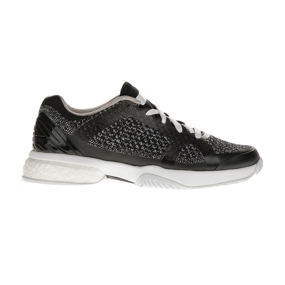 adidas - Γυναικεία παπούτσια τένις adidas aSMC barricade boost ανθρακί γυναικεία παπούτσια αθλητικά tennis