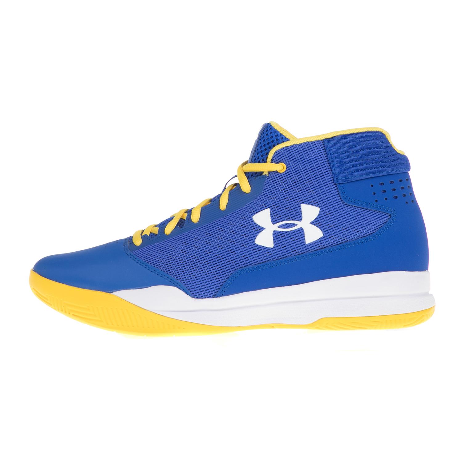 f5c12546248 -40% Factory Outlet UNDER ARMOUR – Ανδρικά παπούτσια μπάσκετ UA JET 2017  μπλε