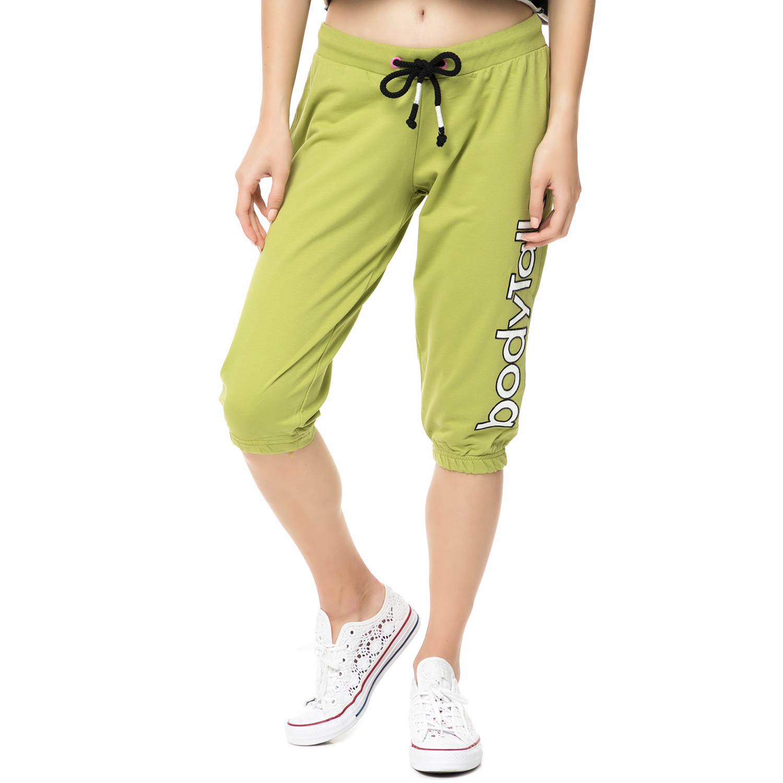 BODYTALK - Γυναικείο κάπρι παντελόνι φόρμας STOCK ΗΑPINESS λαχανί γυναικεία ρούχα αθλητικά φόρμες