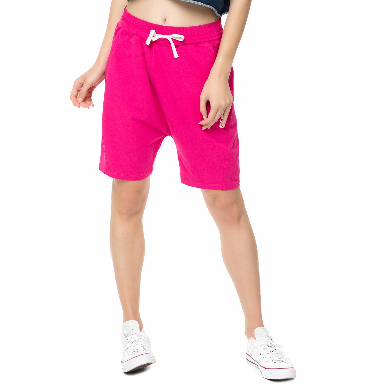 BODYTALK - Γυναικεία αθλητική βερμούδα EVERYWEARW φούξια γυναικεία ρούχα σορτς βερμούδες αθλητικά