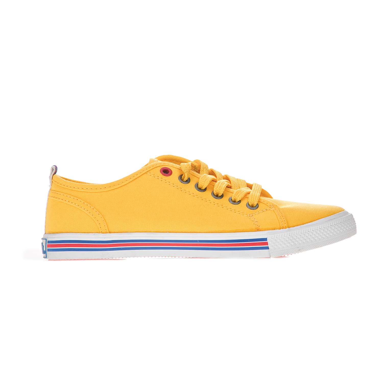BODYTALK - Unisex sneakers BODYTALK κίτρινα ανδρικά παπούτσια sneakers