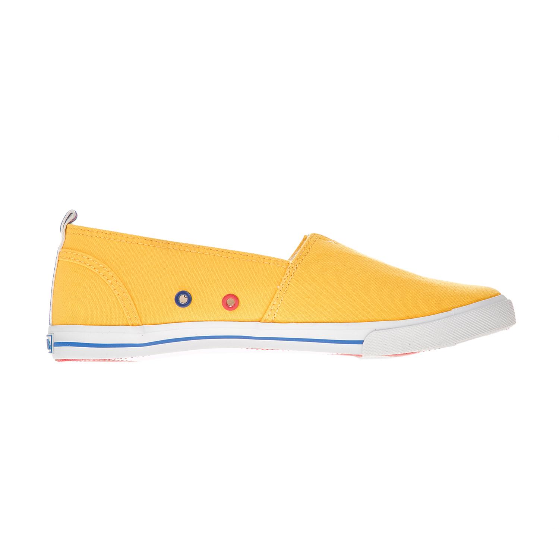BODYTALK - Unisex παπούτσια slip on BODYTALK κίτρινα ανδρικά παπούτσια sneakers