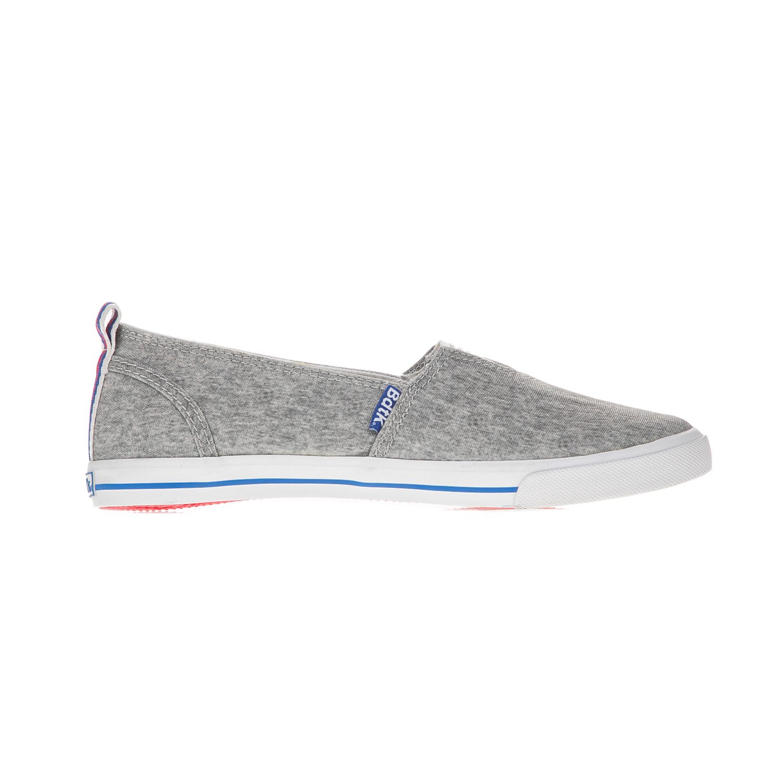 BODYTALK - Unisex παπούτσια slip on BODYTALK γκρι ανδρικά παπούτσια sneakers