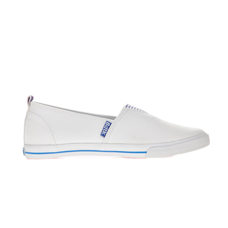 BODYTALK - Unisex παπούτσια slip on BODYTALK λευκά ανδρικά παπούτσια sneakers