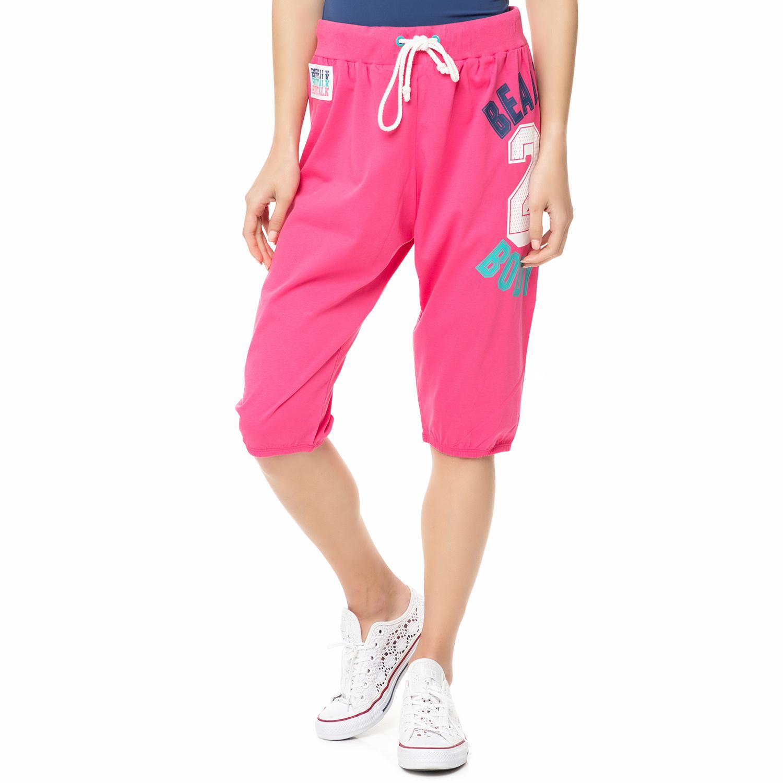 BODYTALK - Γυναικείο κάπρι παντελόνι φόρμας TWENTYS φούξια γυναικεία ρούχα αθλητικά φόρμες
