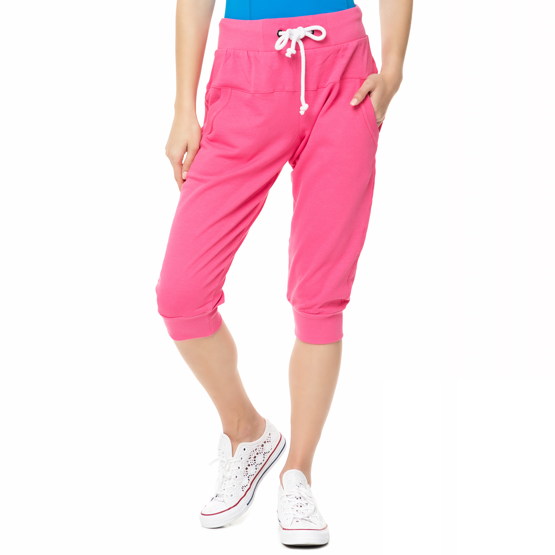 BODYTALK - Γυναικείο κάπρι παντελόνι φόρμας COLL φούξια γυναικεία ρούχα αθλητικά φόρμες