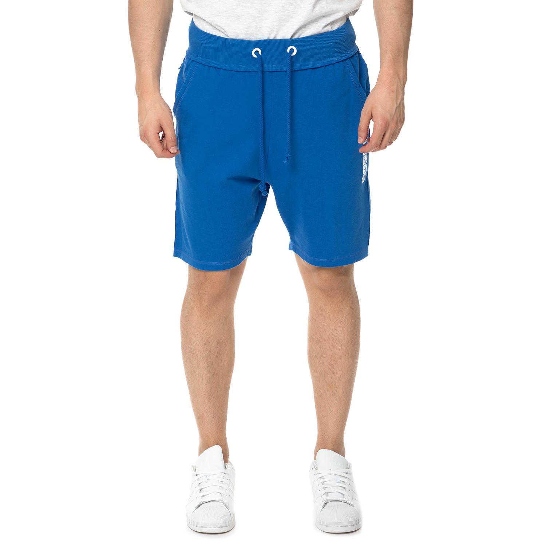 BODYTALK - Ανδρική βερμούδα BODYTALK TRAINING FOR LIFE μπλε ανδρικά ρούχα σορτς βερμούδες αθλητικά