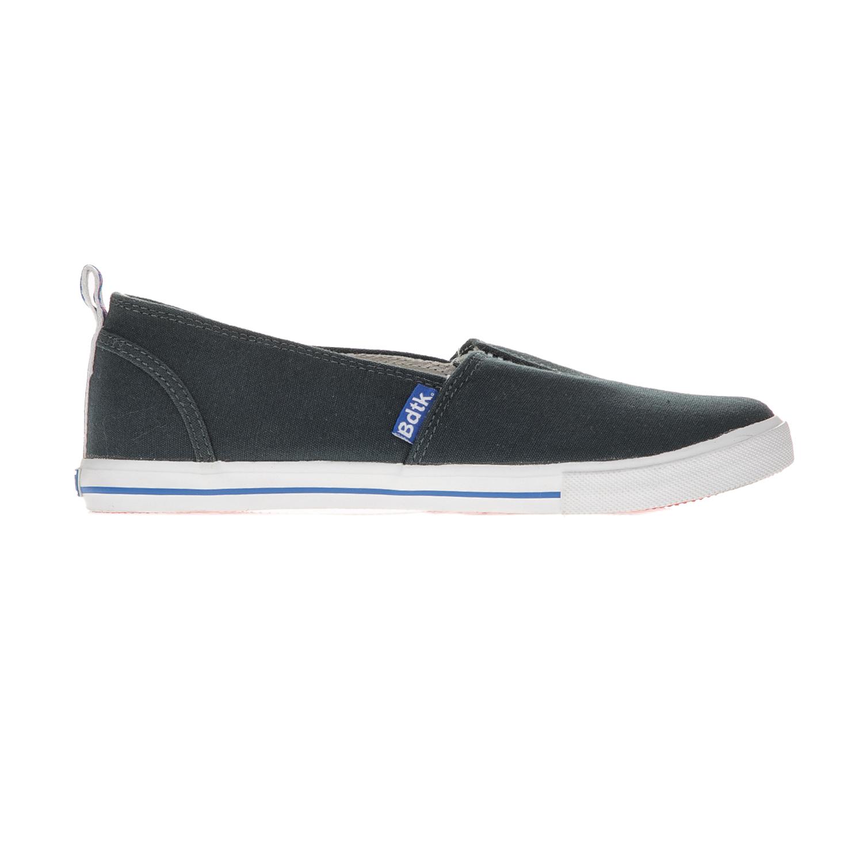 BODYTALK - Γυναικεία παπούτσια slip on BODYTALK μπλε σκούρο summer sales are on έως  80