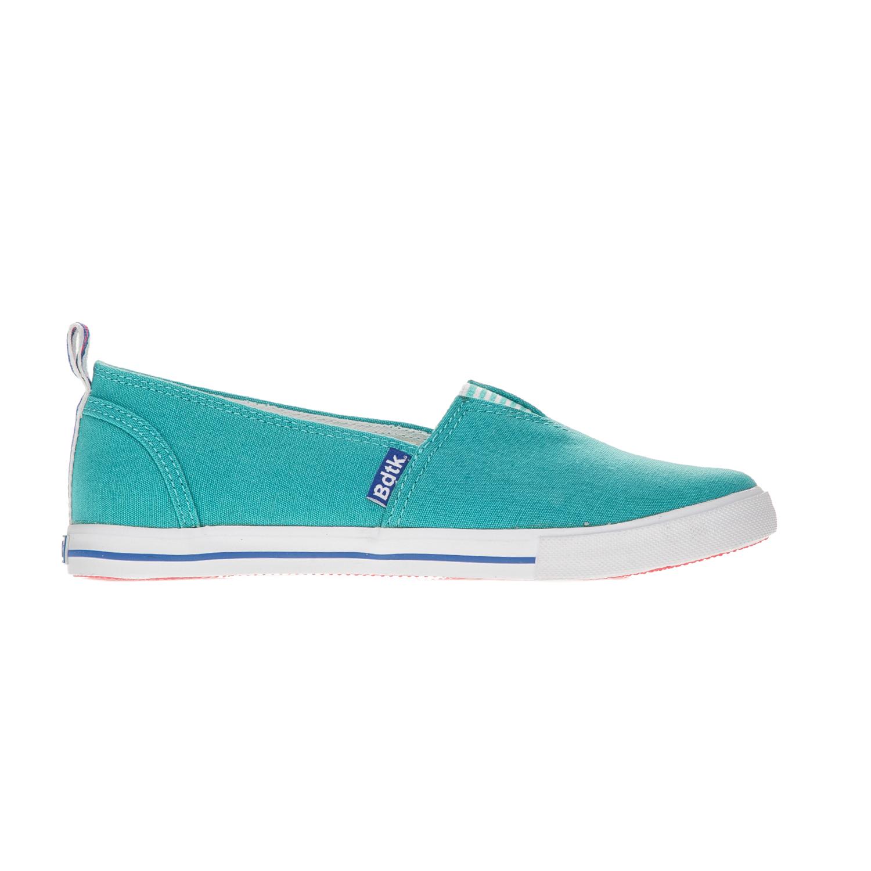 BODYTALK – Γυναικεία παπούτσια slip on BODYTALK πράσινα