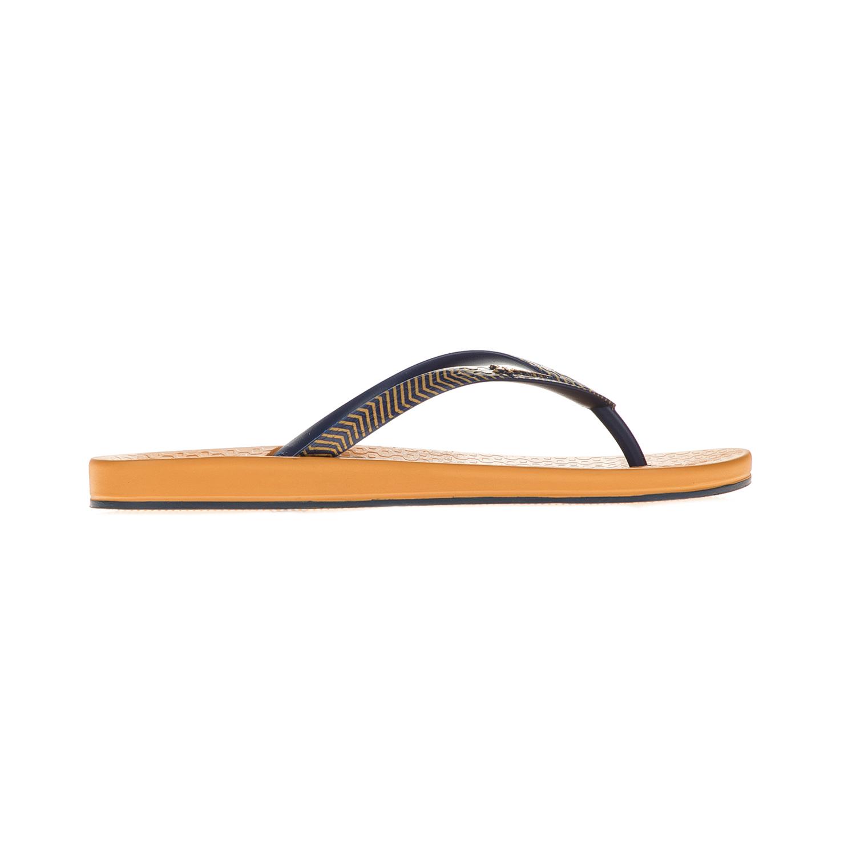 IPANEMA - Γυναικείες σαγιονάρες IPANEMA πορτοκαλί με print γυναικεία παπούτσια σαγιονάρες slides casual