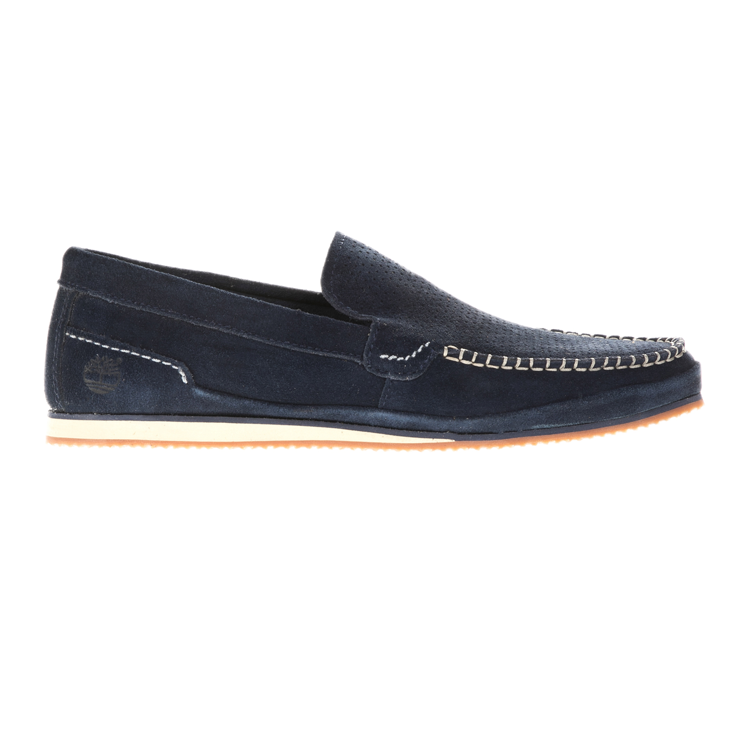 TIMBERLAND – Ανδρικά παπούτσια TIMBERLAND 6957A-A HAYES VALLEY LOAFER μπλε