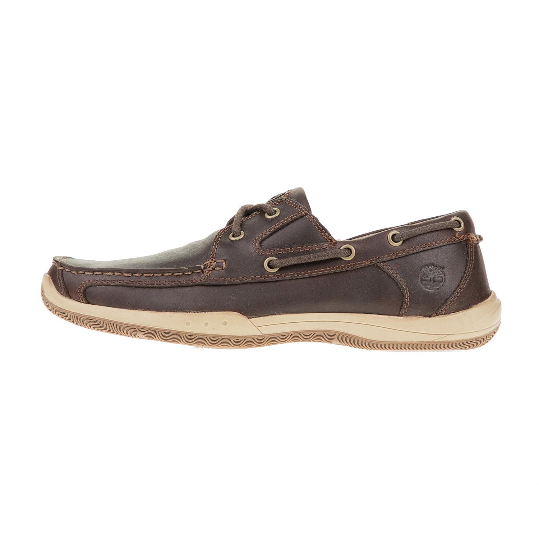 TIMBERLAND – Ανδρικά παπούτσια TIMBERLAND καφέ