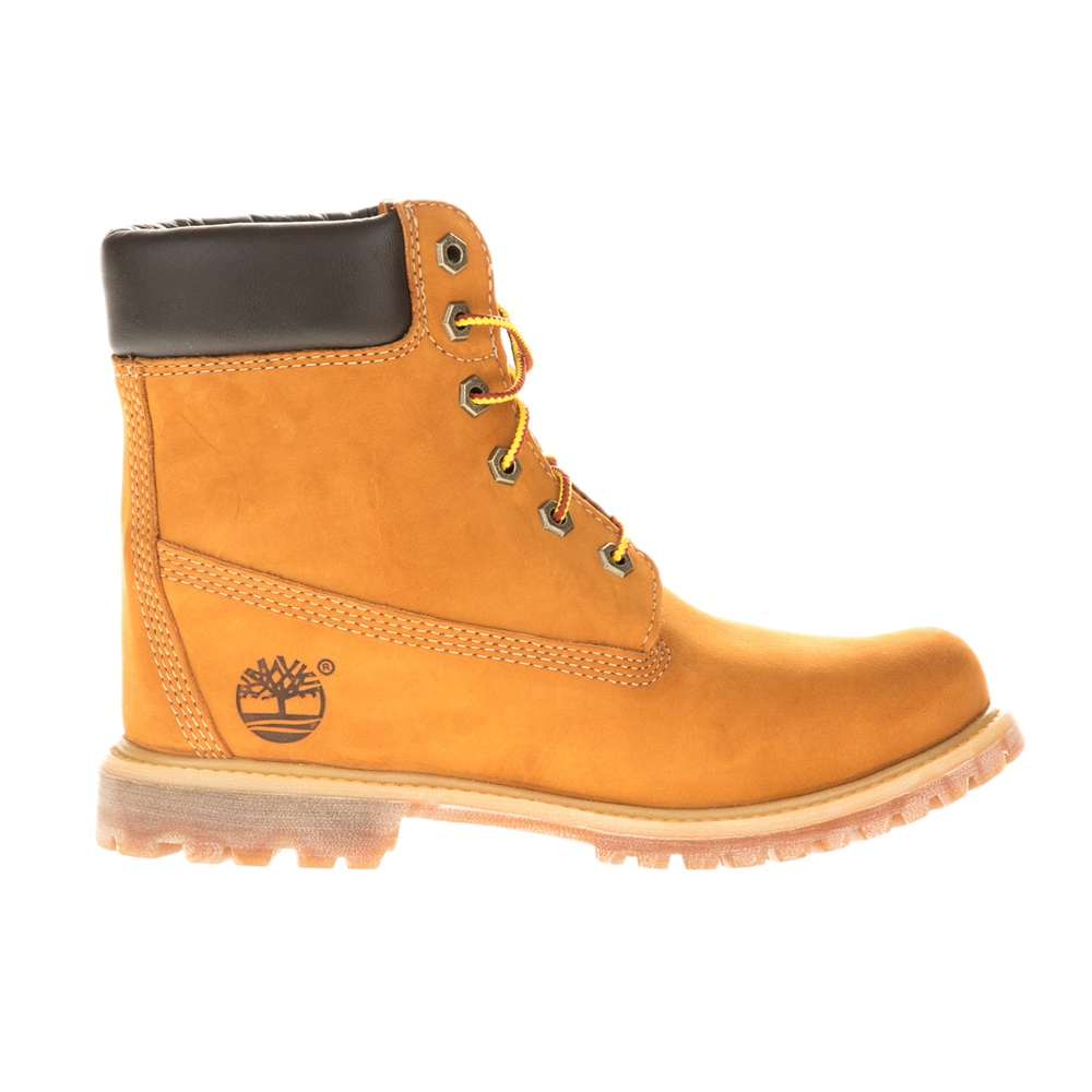 92591a5e067 TIMBERLAND - Γυναικεία μποτάκια TIMBERLAND 6 IN PREMIUM BOOT κίτρινα ...