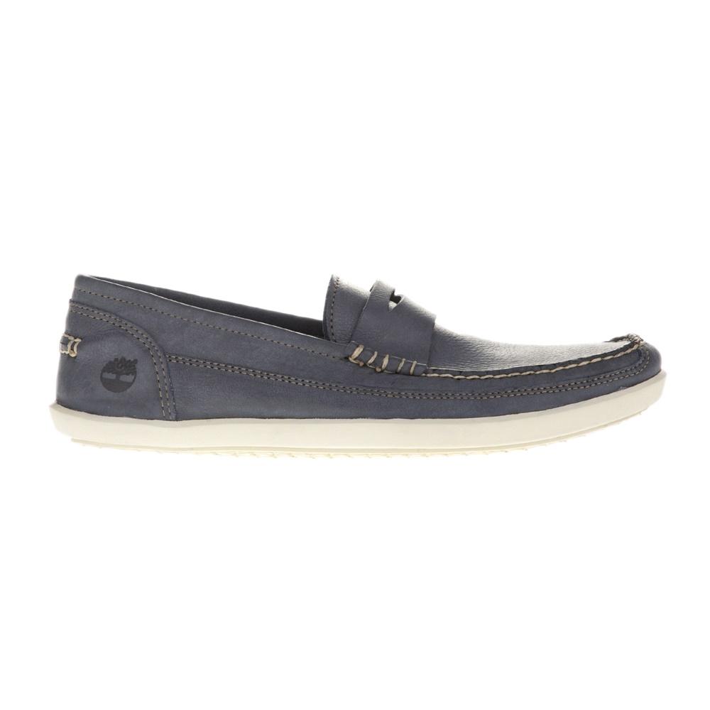 TIMBERLAND - Ανδρικά μοκασίνια TIMBERLAND A13ZR-A ODELAY PENNY μπλε ανδρικά παπούτσια μοκασίνια loafers