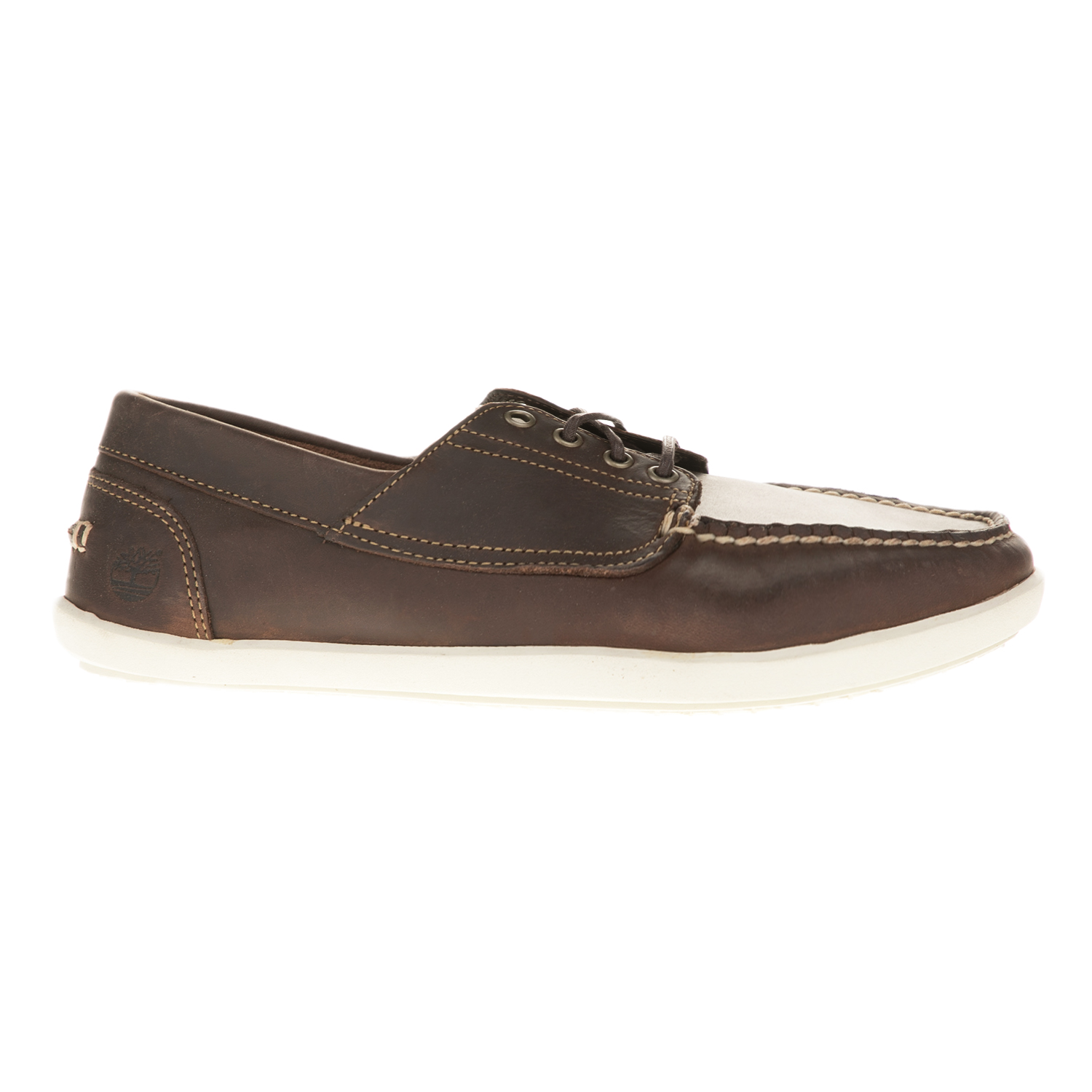 905a062063b -39% Factory Outlet TIMBERLAND – Ανδρικά boat shoes TIMBERLAND A14SA καφέ