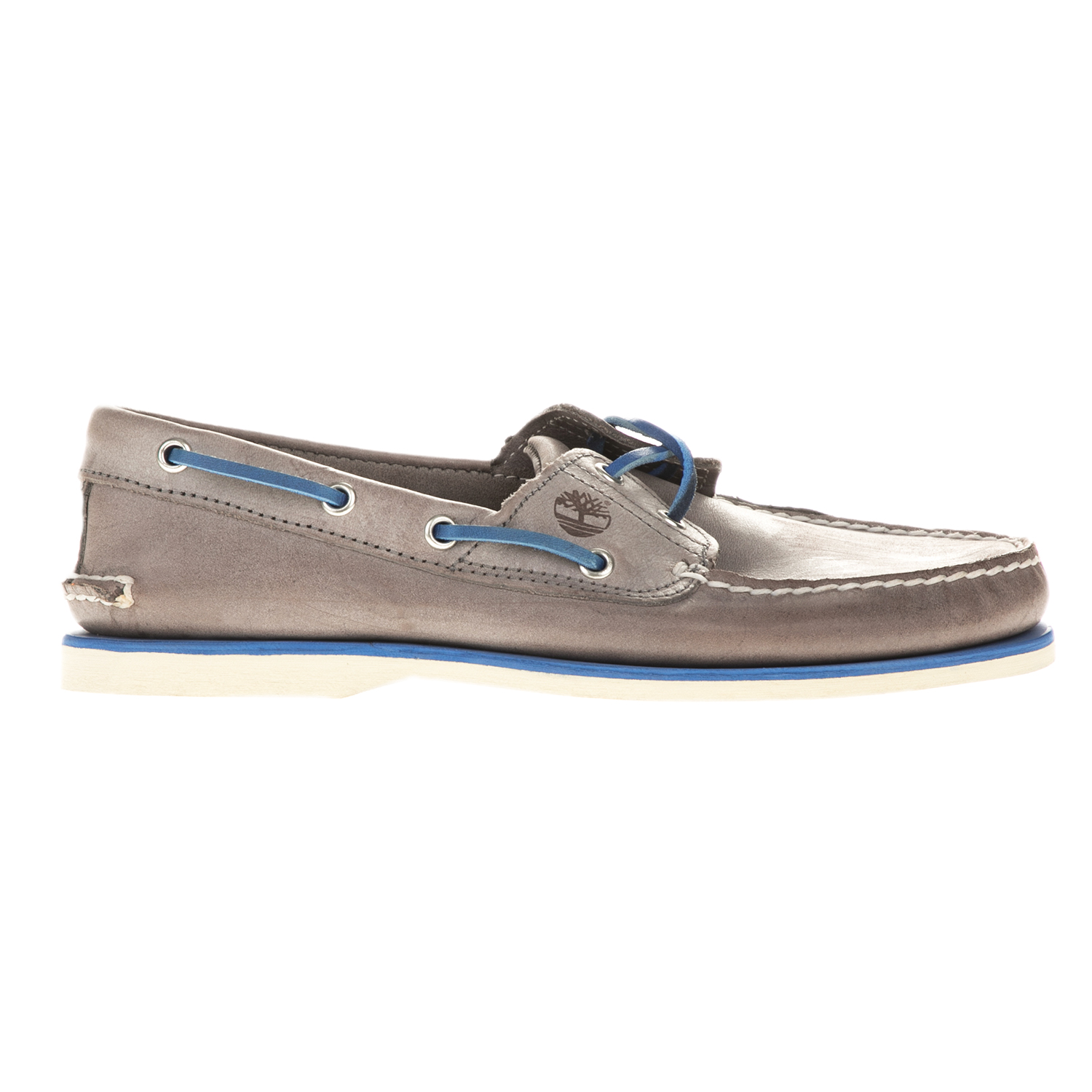 TIMBERLAND - Ανδρικά boat shoes TIMBERLAND A16KC-A CLASSIC BOAT γκρι ανδρικά παπούτσια boat shoes