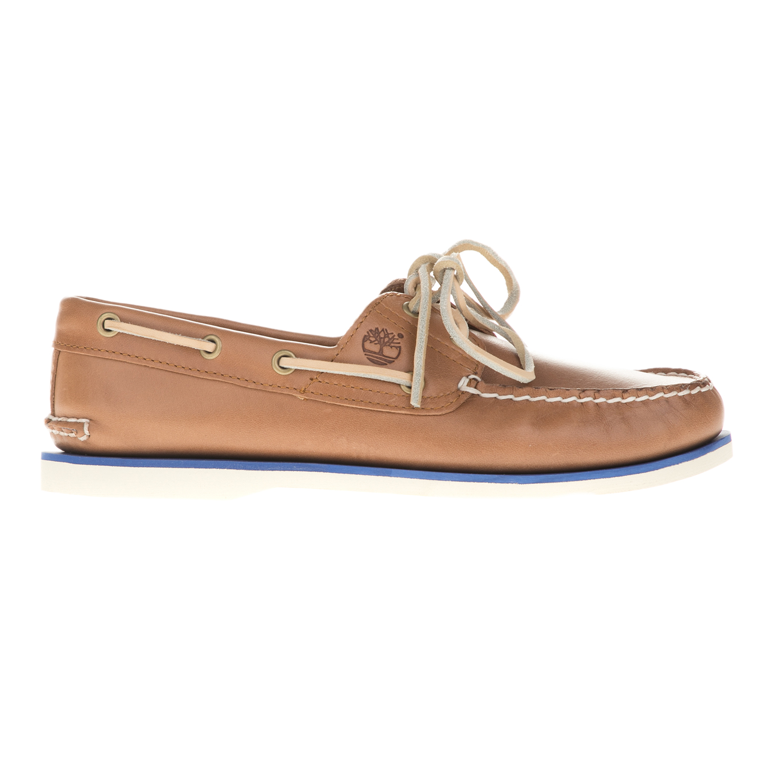 TIMBERLAND - Ανδρικά boat shoes TIMBERLAND A16M8 καφέ ανδρικά παπούτσια boat shoes