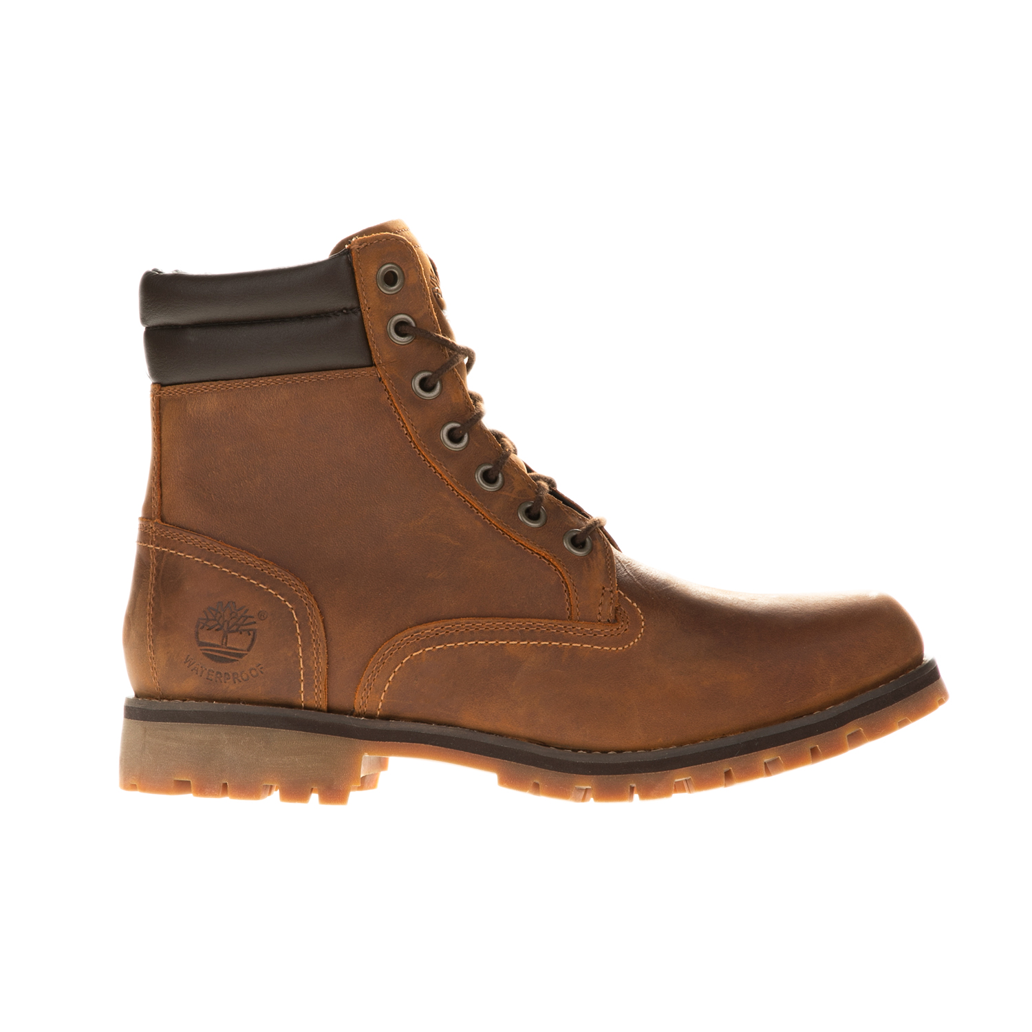 TIMBERLAND – Ανδρικά μποτάκια TIMBERLAND A17CK-A FORAKER 6 IN καφέ