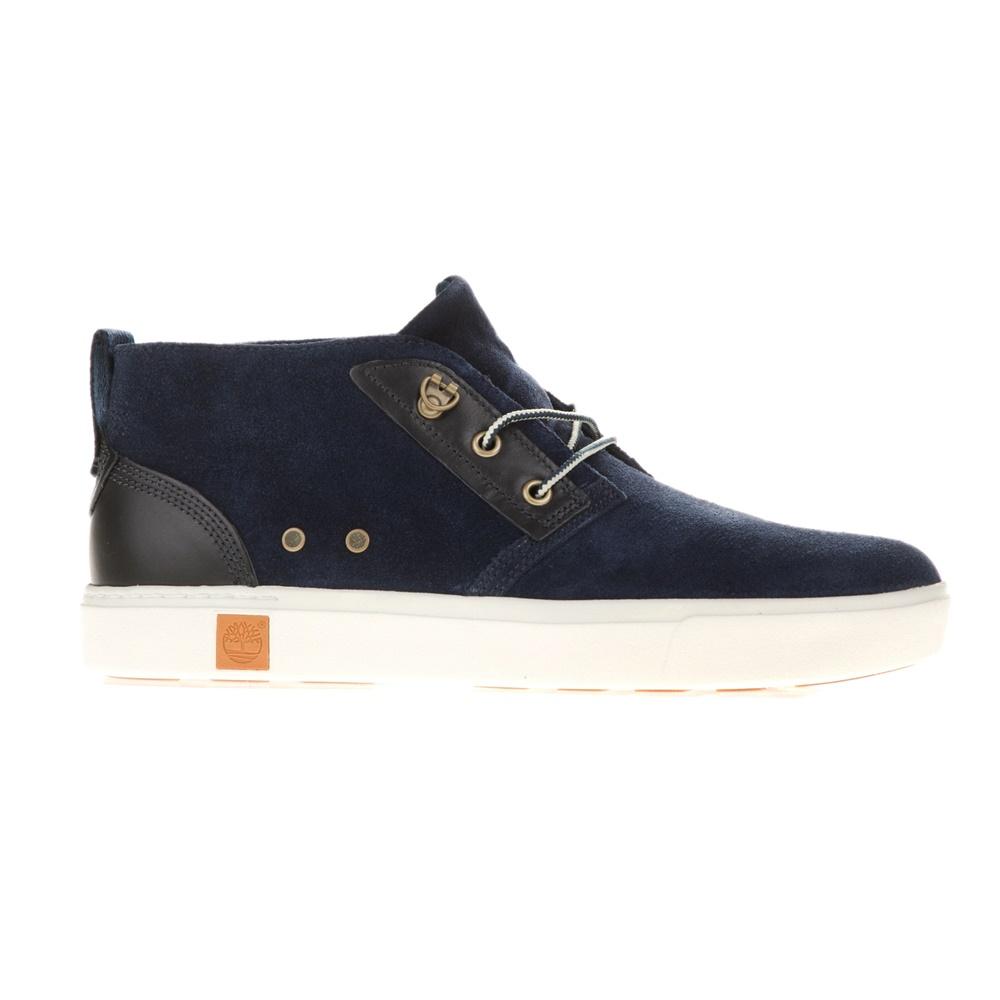 TIMBERLAND - Ανδρικά μποτάκια TIMBERLAND A17EU AMHERST CHUKKA μπλε ανδρικά παπούτσια μπότες μποτάκια μποτάκια