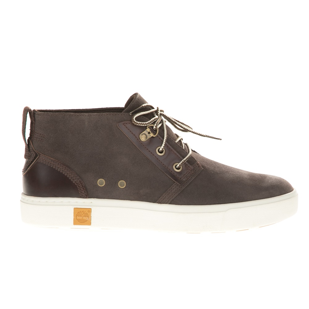 TIMBERLAND - Ανδρικά μποτάκια TIMBERLAND A17EU AMHERST CHUKKA καφέ ανδρικά παπούτσια μπότες μποτάκια μποτάκια