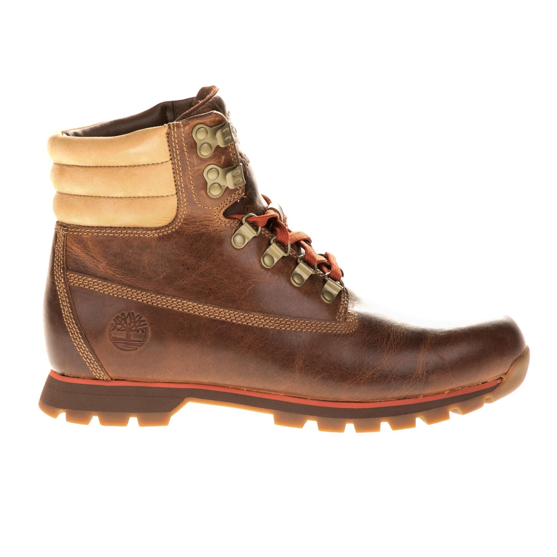 TIMBERLAND - Ανδρικά μποτάκια A1ALB TIMBERLAND καφέ ανδρικά παπούτσια μπότες μποτάκια μποτάκια