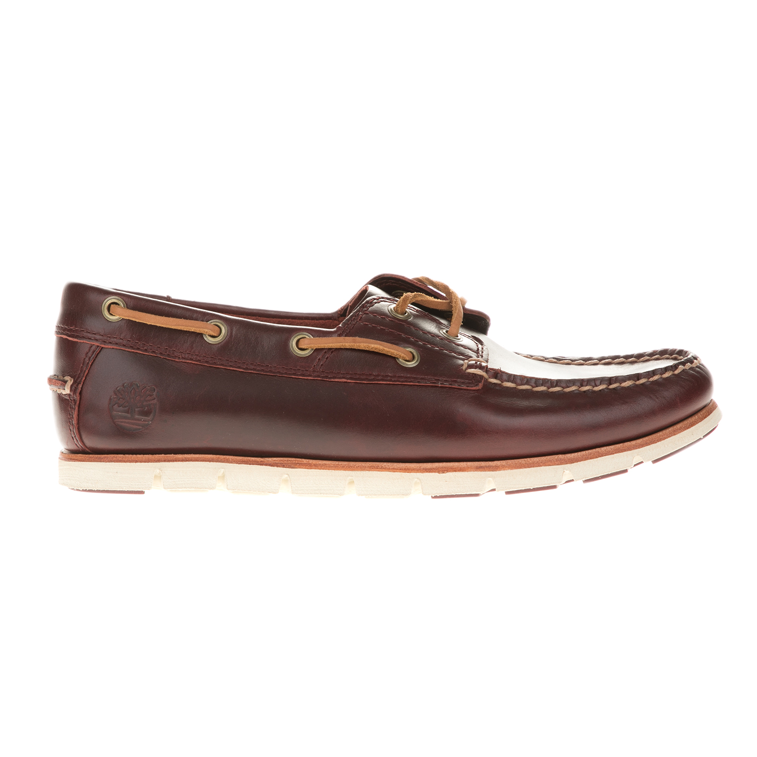 TIMBERLAND - Ανδρικά boat shoes TIMBERLAND A1BHM TIDELANDS καφέ ανδρικά παπούτσια boat shoes