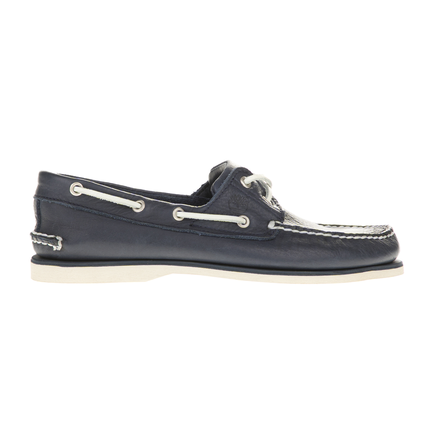 TIMBERLAND - Ανδρικά boat shoes TIMBERLAND A1FHU EYE BOAT μπλε ανδρικά παπούτσια boat shoes