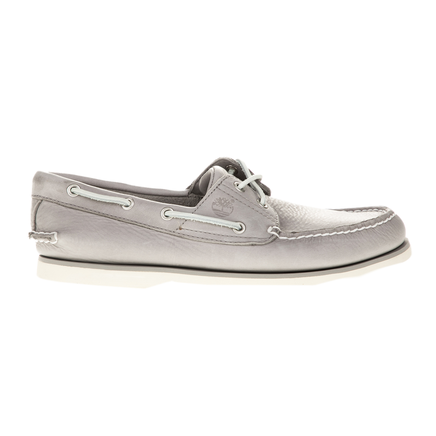 TIMBERLAND - Ανδρικά boat shoes TIMBERLAND A1FI6 γκρι ανδρικά παπούτσια boat shoes