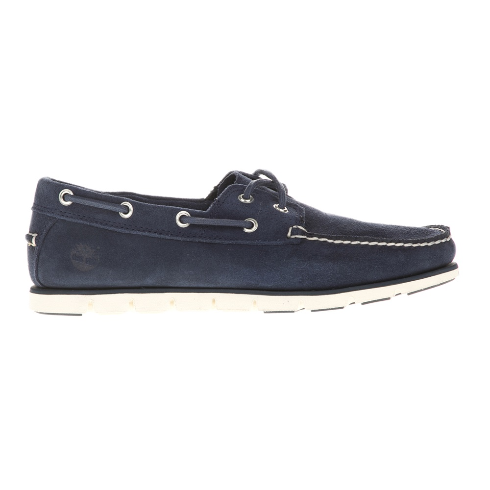 TIMBERLAND – Ανδρικά boat shoes TIMBERLAND A1HB2 TIDELANDS 2 μπλε
