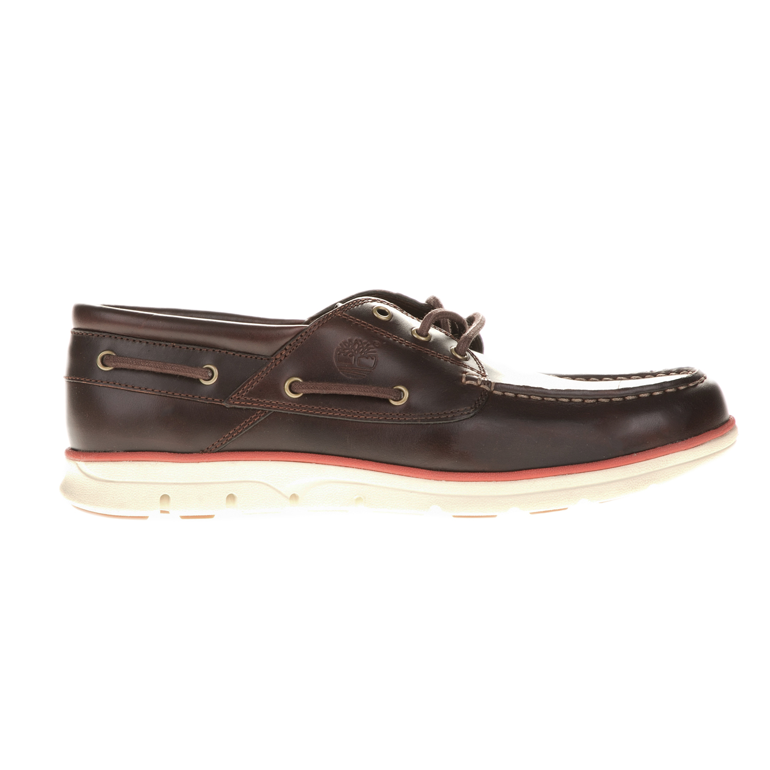 TIMBERLAND - Ανδρικά boat shoes TIMBERLAND A1HD9 καφέ ανδρικά παπούτσια boat shoes