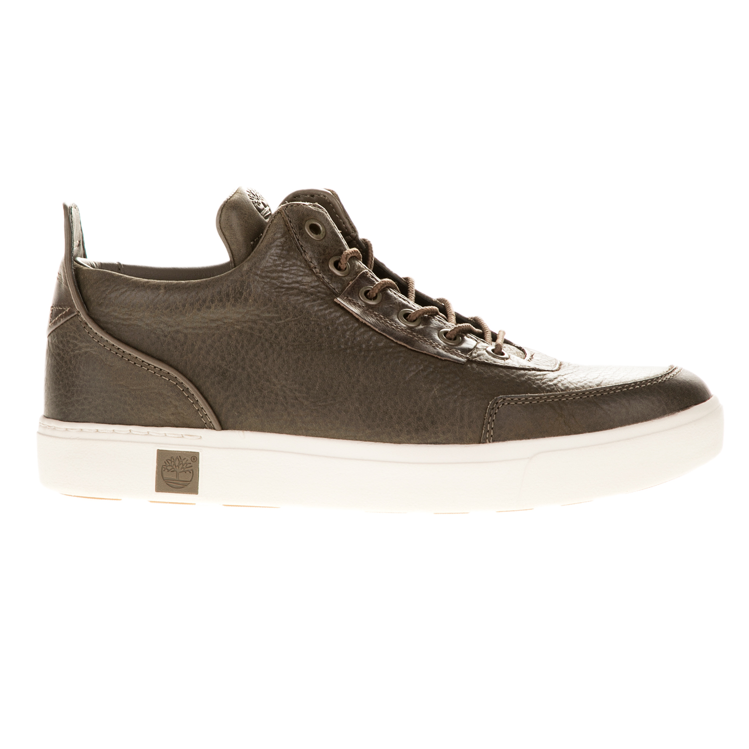 TIMBERLAND – Ανδρικά sneakers TIMBERLAND A1ILS AMHERST καφέ