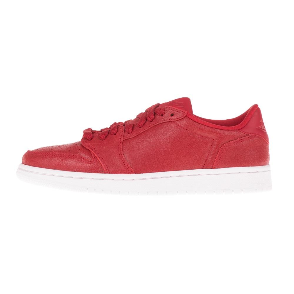 NIKE – Γυναικεία sneakers AIR JORDAN 1 RETRO LOW NS κόκκινα