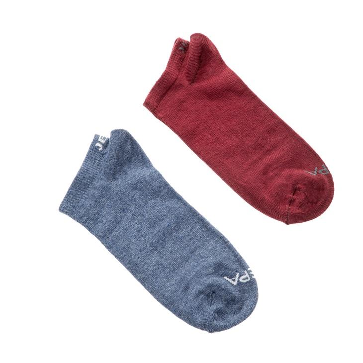 Σετ από 2 ανδρικές κοντές κάλτσες JEPA μπλε-κόκινες (1680092.0-00q1 ... d7c7588ed09