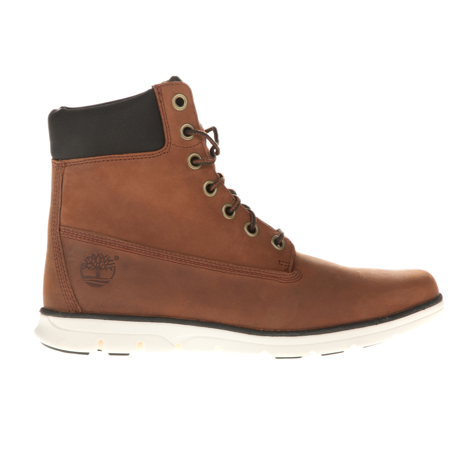 TIMBERLAND – Ανδρικά μποτάκια TIMBERLAND 6 IN BRADSTREET καφέ