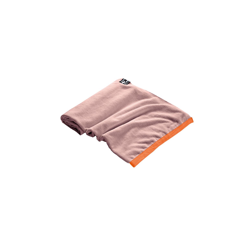 TERRA NATION - Πετσέτα θαλάσσης AGI MOE ροζ γυναικεία αξεσουάρ εξοπλισμός παραλίας πετσέτες