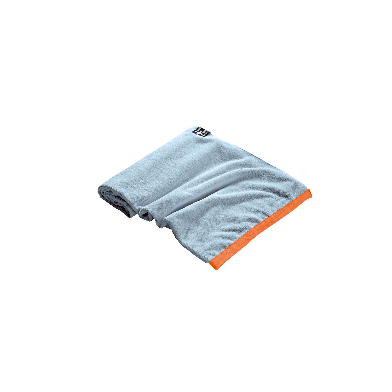 TERRA NATION - Πετσέτα θαλάσσης AGI MOE γαλάζια γυναικεία αξεσουάρ εξοπλισμός παραλίας πετσέτες