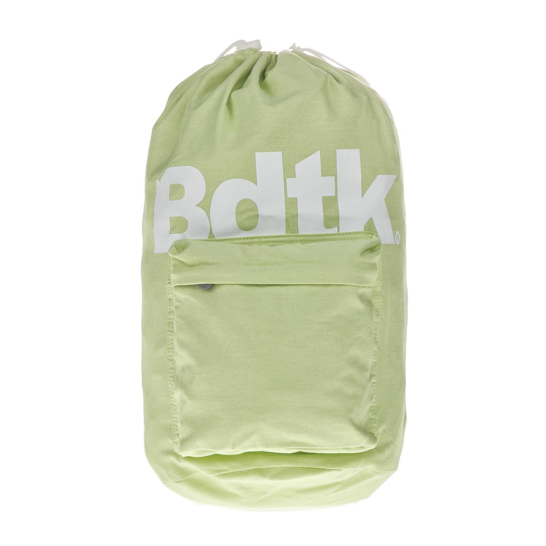 BODYTALK - Unisex tσάντα πλάτης πουγκί BODYTALK λαχανί ανδρικά αξεσουάρ τσάντες σακίδια αθλητικές