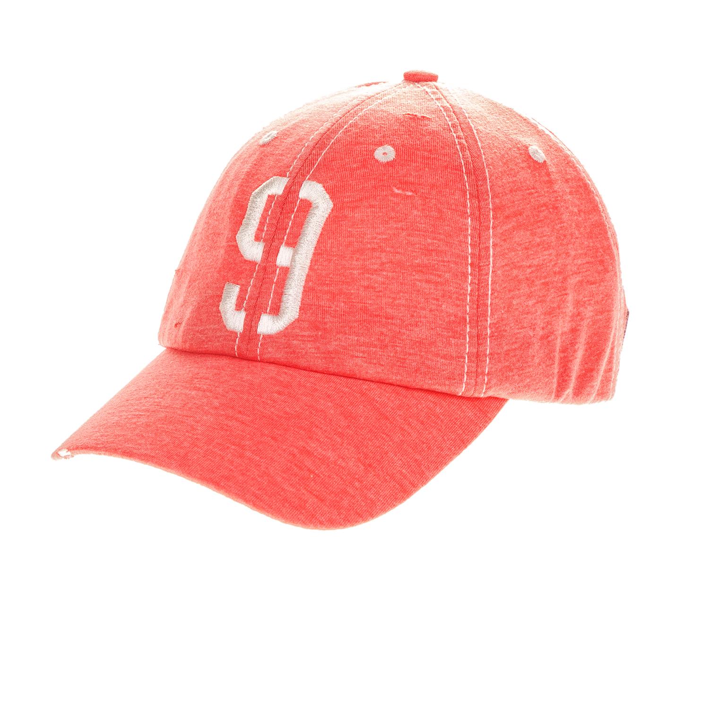 BODYTALK - Unisex καπέλο jockey BODYTALK κόκκινο ανδρικά αξεσουάρ καπέλα casual